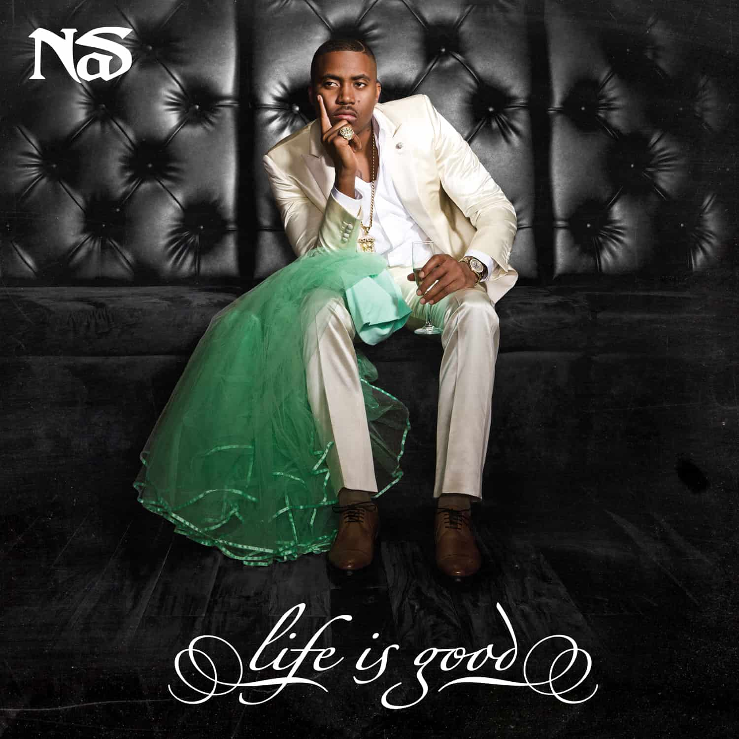 Freshly Pressed: Life is Good by Nas