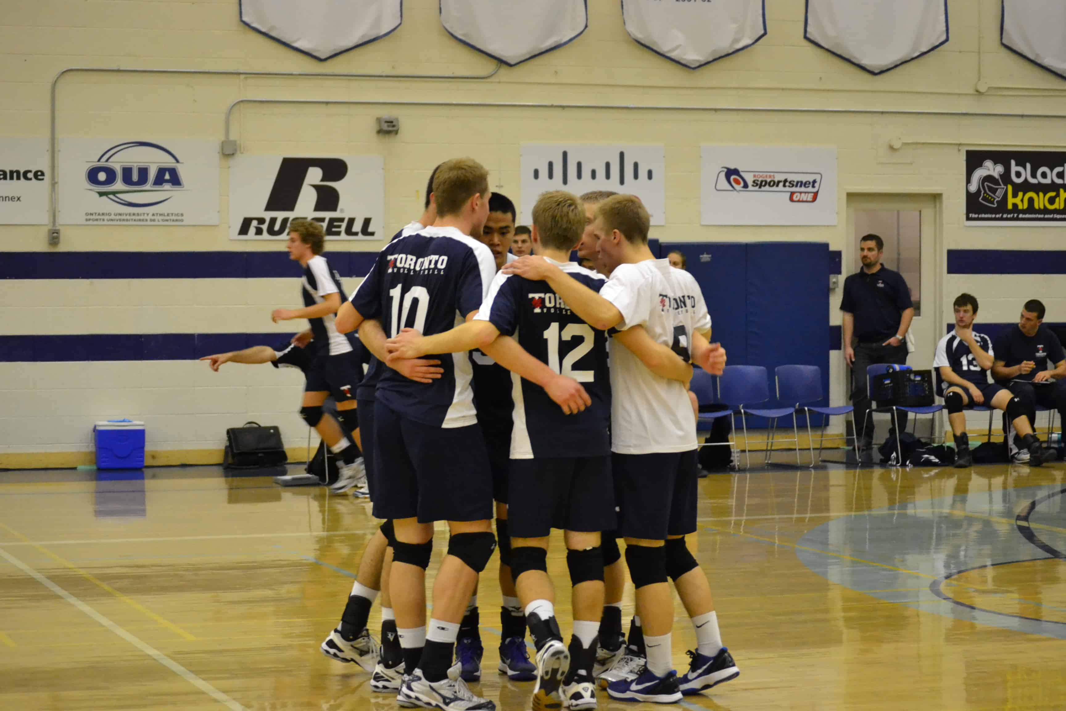 Men's and women's volleyball set for coming season – The ...
