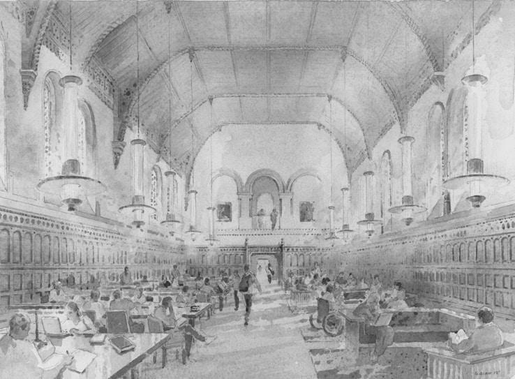 University College renovation referendum fails