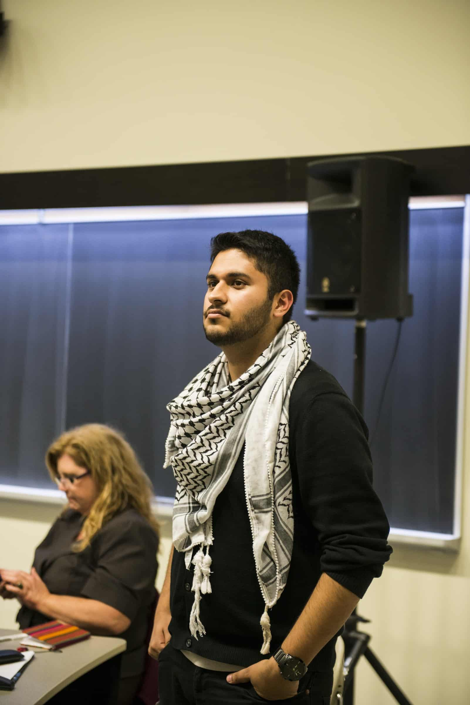 Sajjad to run unopposed for UTSU presidency