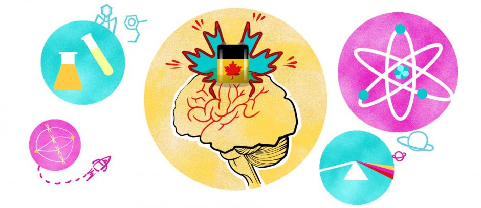 Celebrating Canadian science