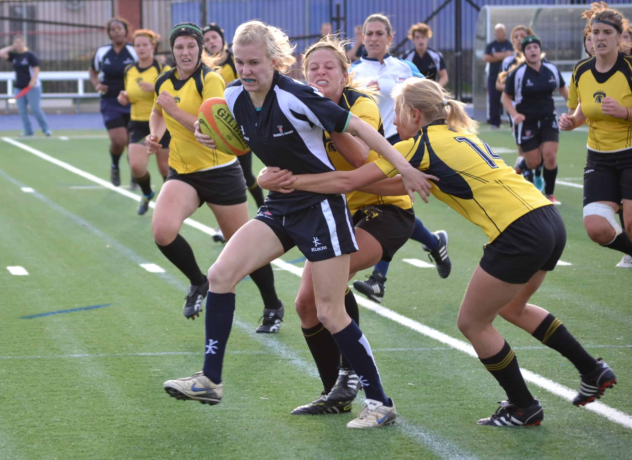 Rugby player Karla Telidetzki ends her CIS run at Summer Universiade