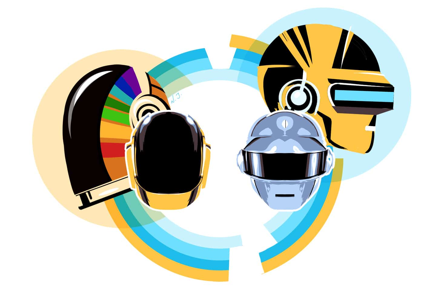 Uncovered: Daft Punk