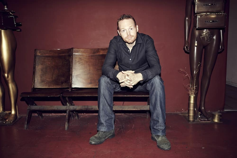 No reservations with Bill Burr