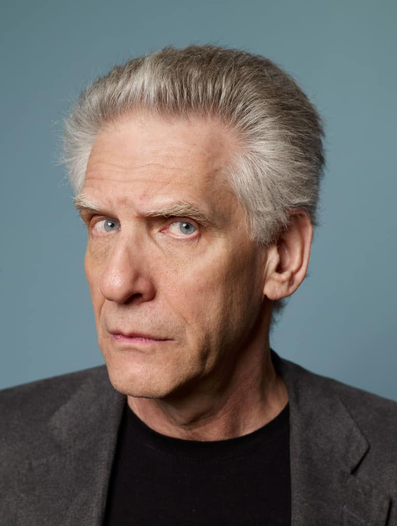 TIFF's latest exhibit explores the career of director David Cronenberg