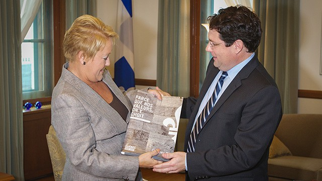 The Question: The Charter of Quebec Values