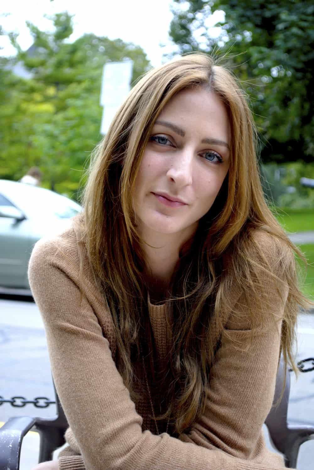 Behind Hart House: Sara Herron
