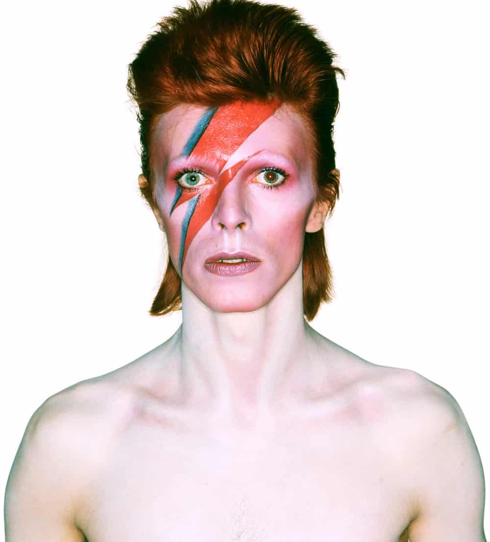 The art of being Bowie