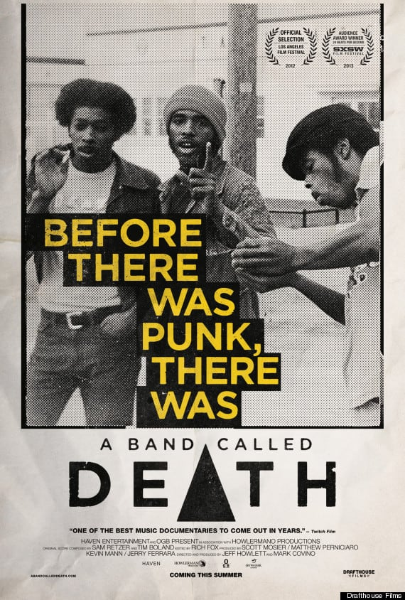 Film review: A band called Death