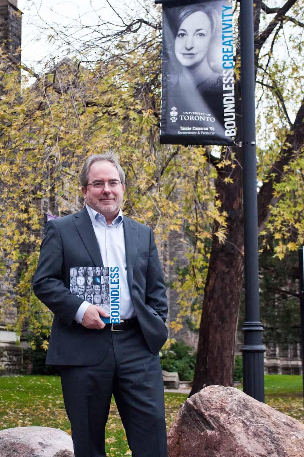 David Palmer: The man behind Boundless