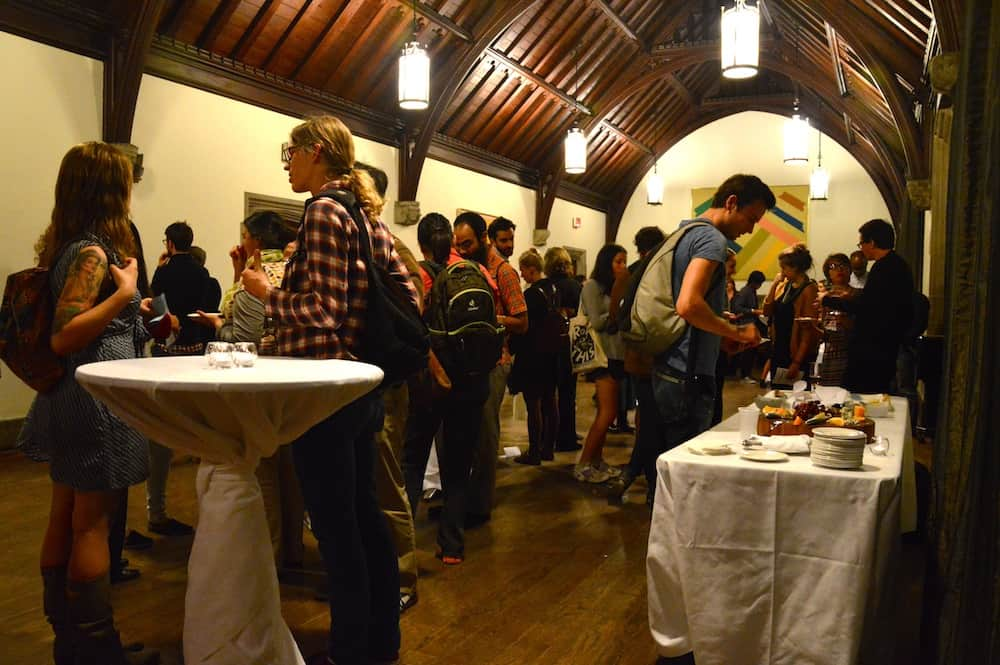 Hart House celebrates new installation and updated art collection