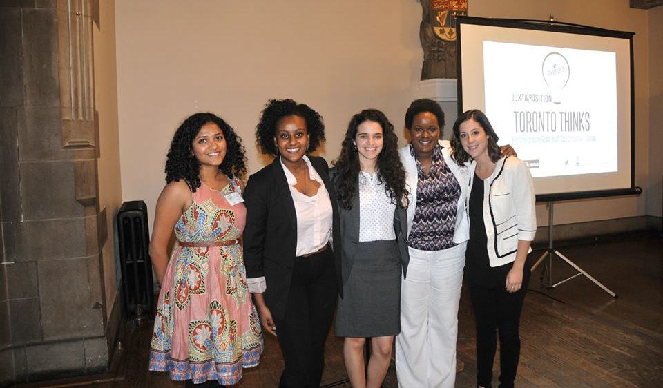 First global health competition held at Hart House