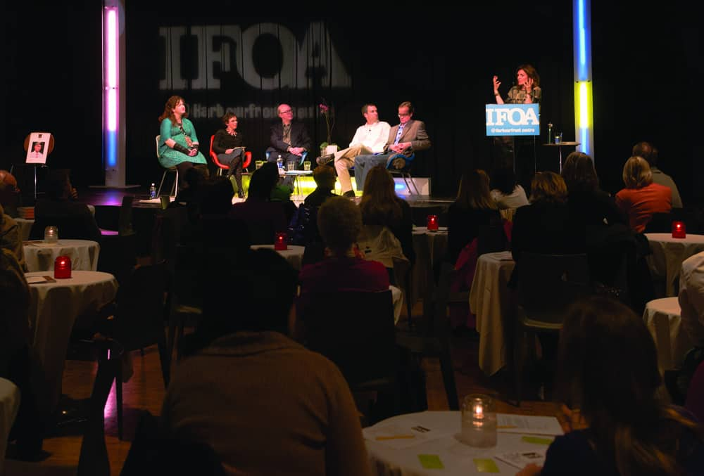IFOA celebrates best of Canadian and international literature