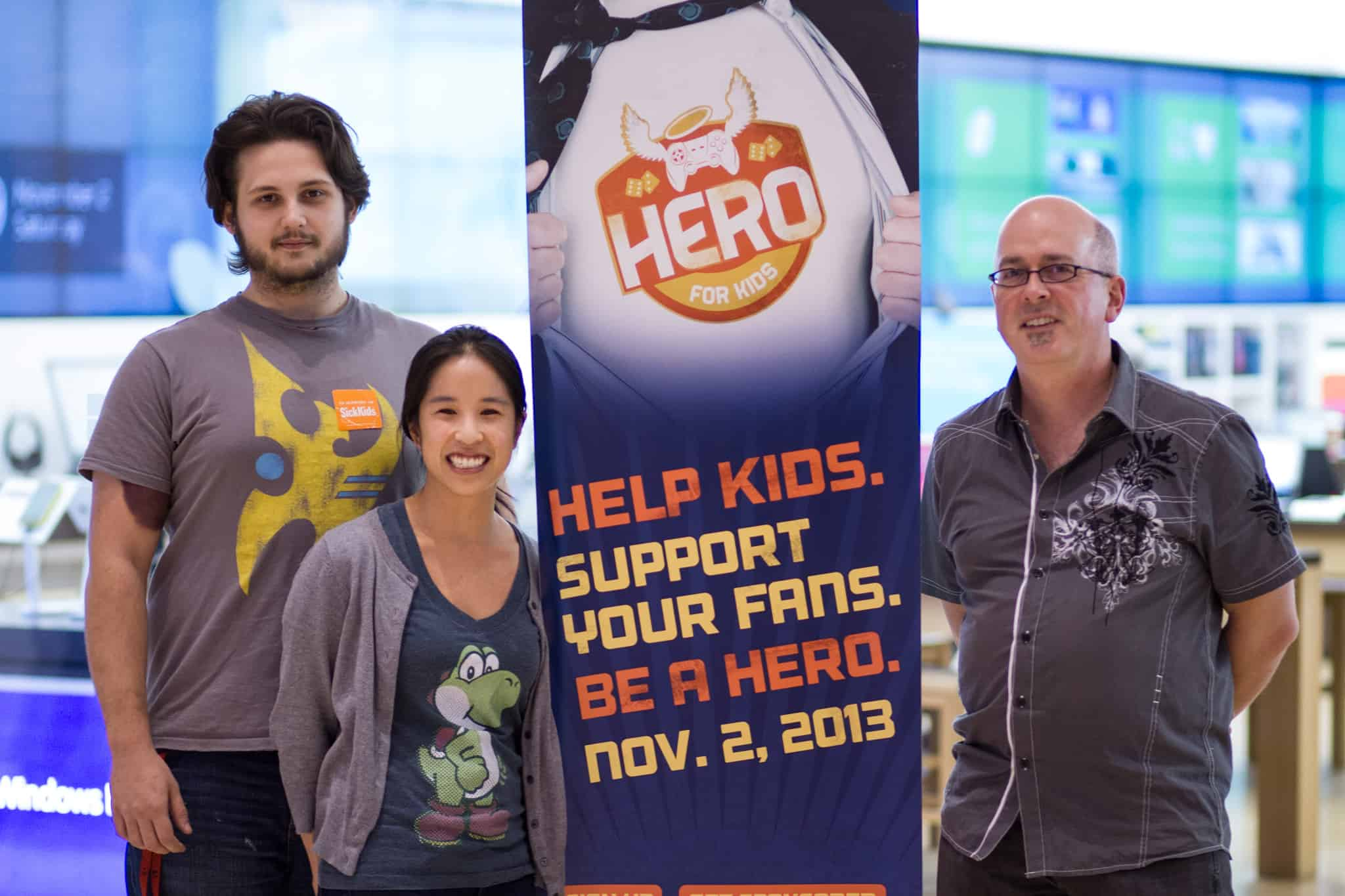 "Toronto gamers play to give SickKids Hospital an ""Extra-Life"""