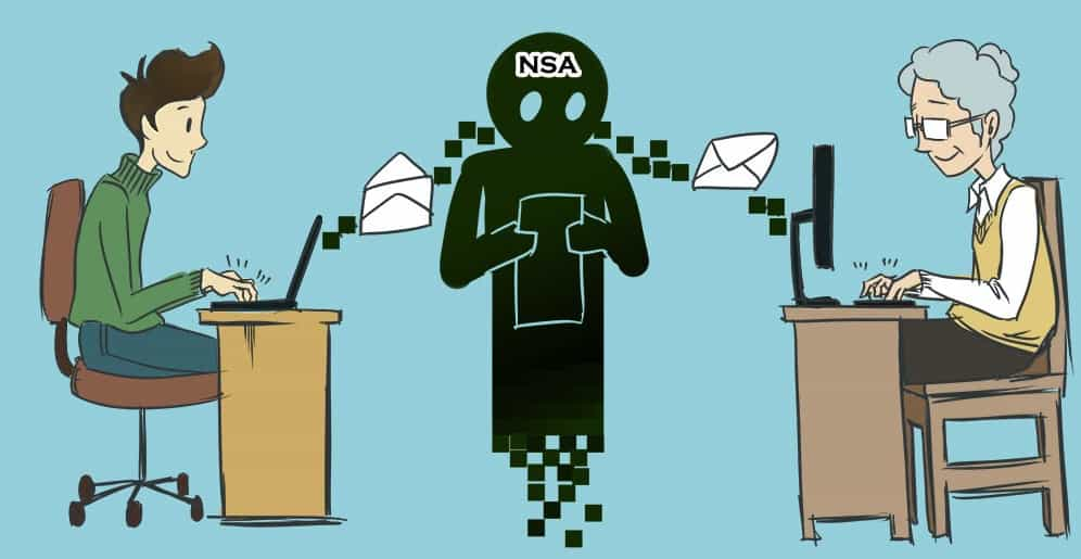 Concerns over NSA monitoring as students' emails now stored in US
