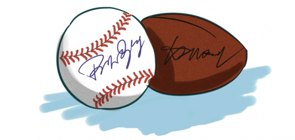 Religion and sports: Cooperstown and Vatican City