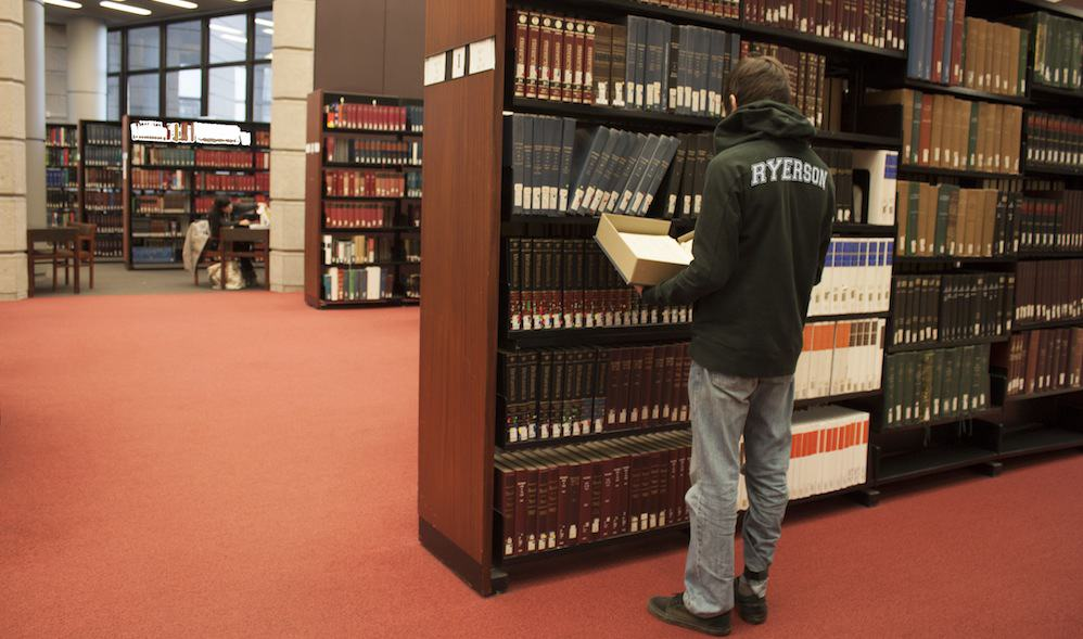 Ryerson pays $90,000 to access U of T's libraries
