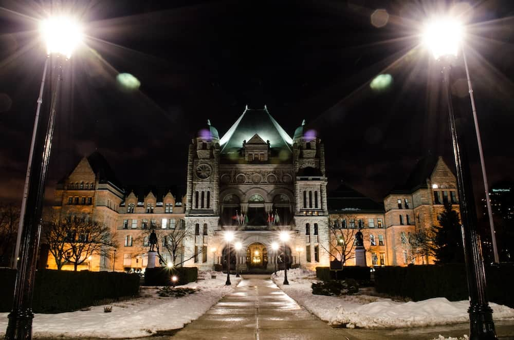 Bill regulating unpaid internships passes first reading at Queen's Park