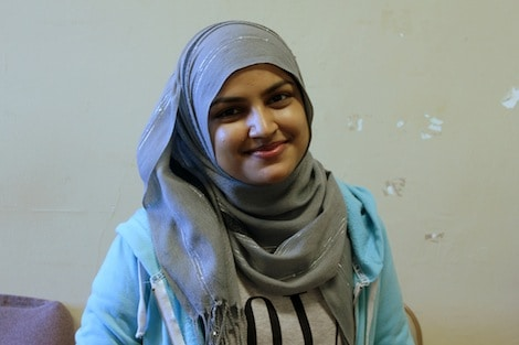 Aruba Ahmed