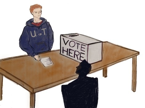 Fair Elections Act would suppress the student vote