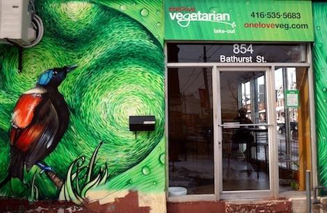 One Love Vegetarian