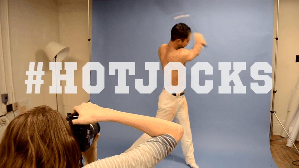 Varsity Sports: Hot Jocks