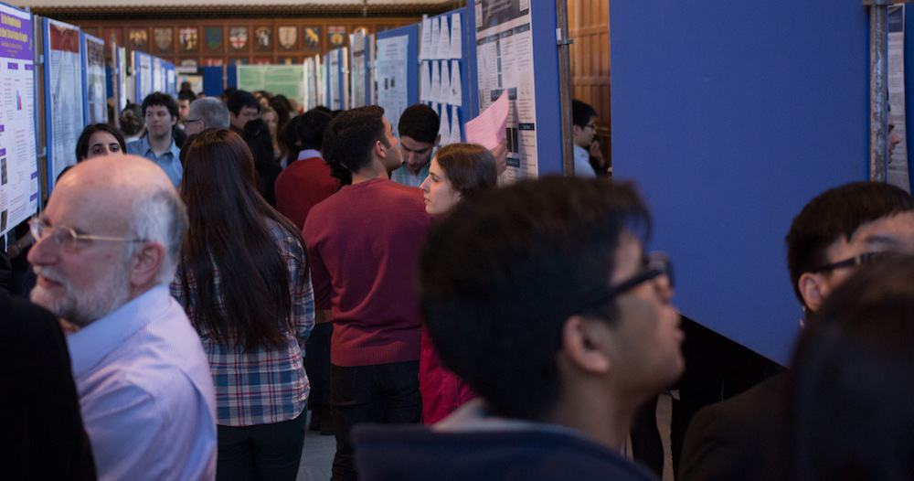 Undergraduates testify to the value of research at Hart House
