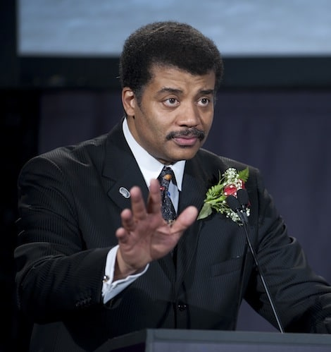 Neil deGrasse Tyson and the cosmic perspective at U of T