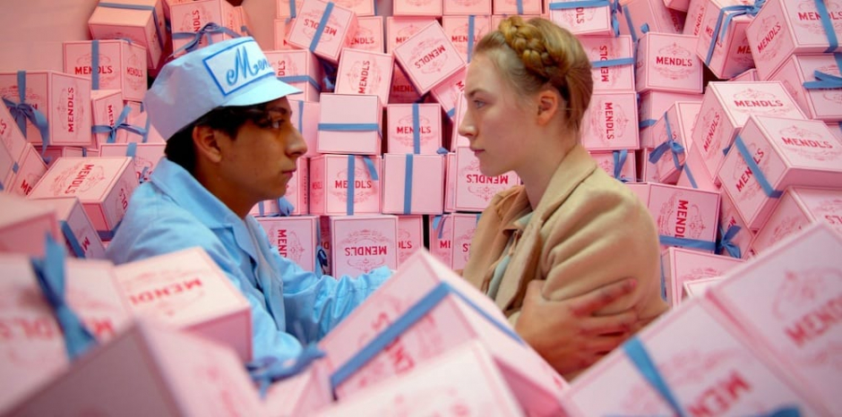 The Grand Budapest Hotel is exactly what you would expect