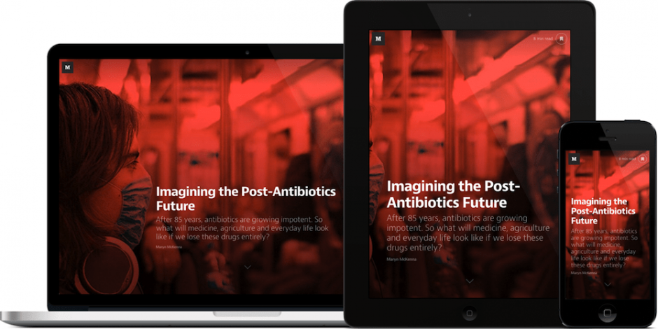 Blogging publishing site Medium launches its iOS app