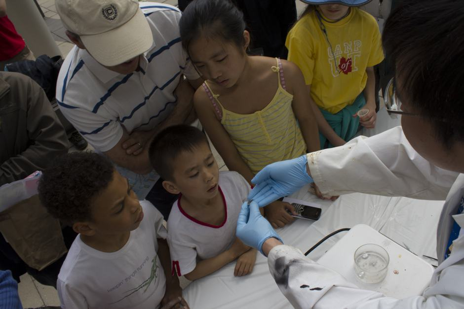 U of T hosts seventh Science Rendezvous