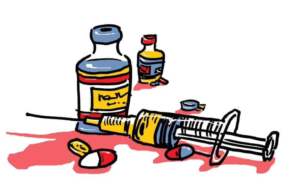 The evolution of anaesthesia