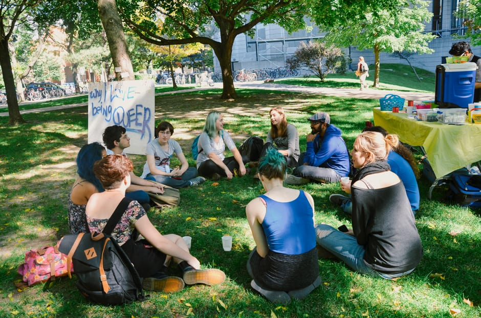 Queer Orientation fosters community