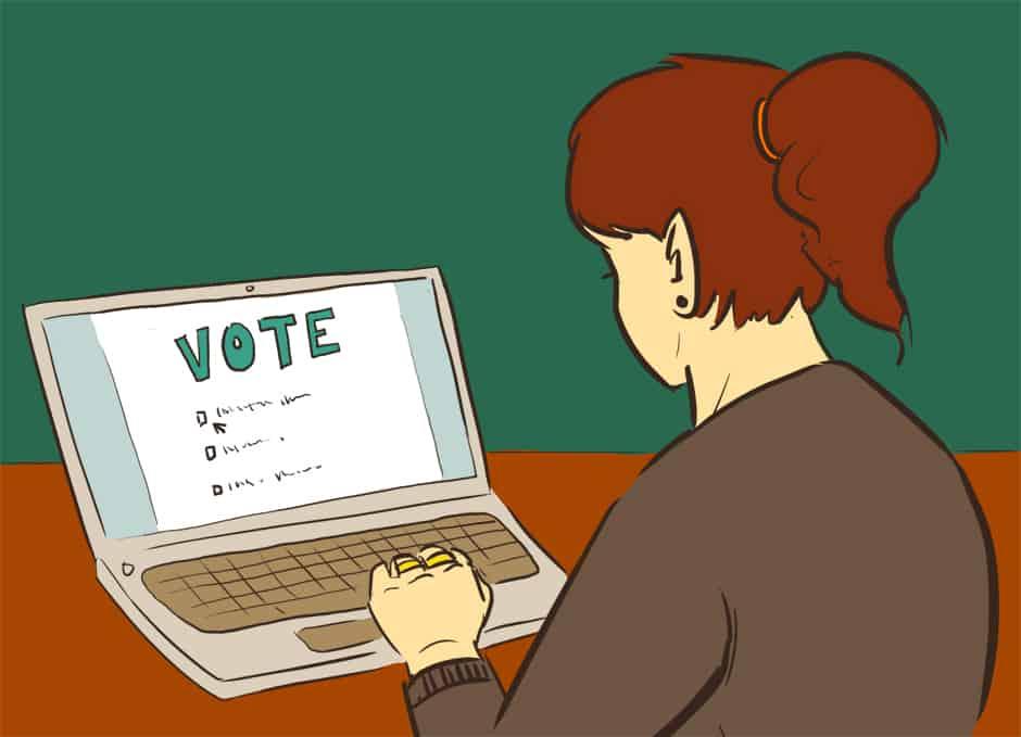 Future of online voting uncertain