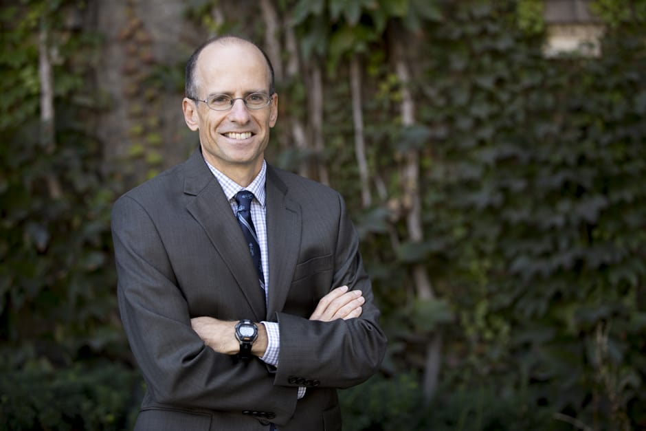 Ed Iacobucci to head law school