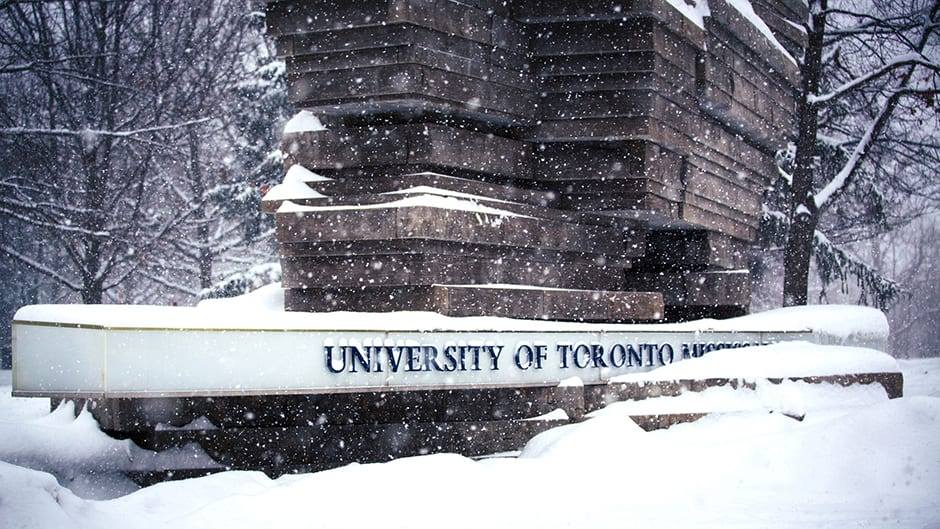 Snow day only for UTM