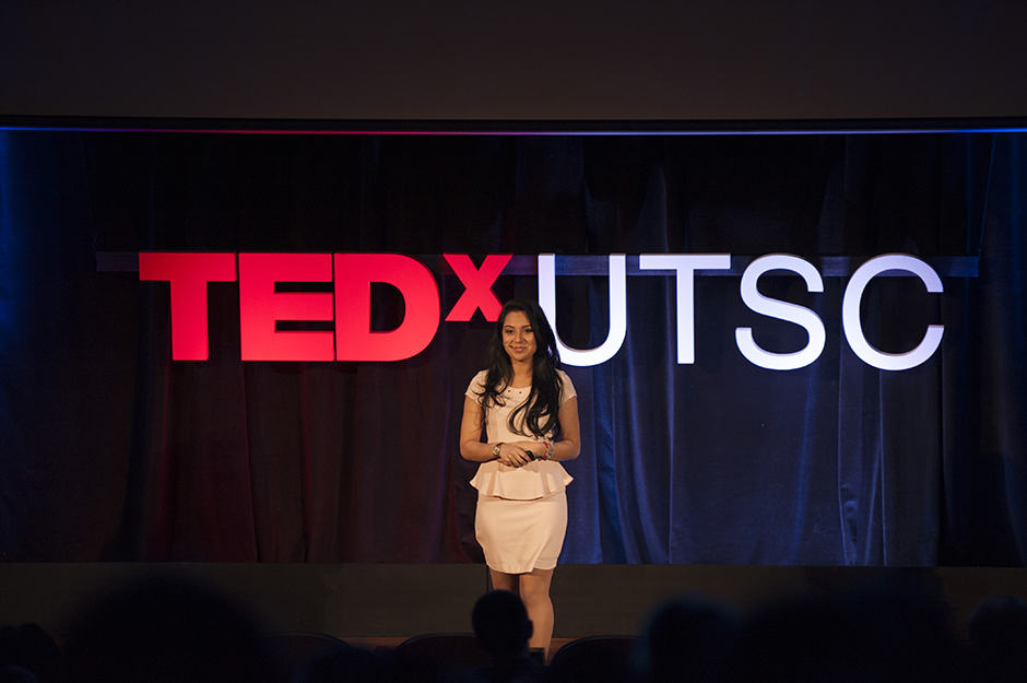 TEDxUTSC 'unleashes the fantasy'