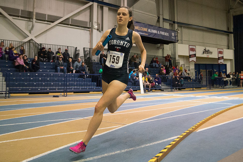 U of T alum surges in middle-distance running rankings