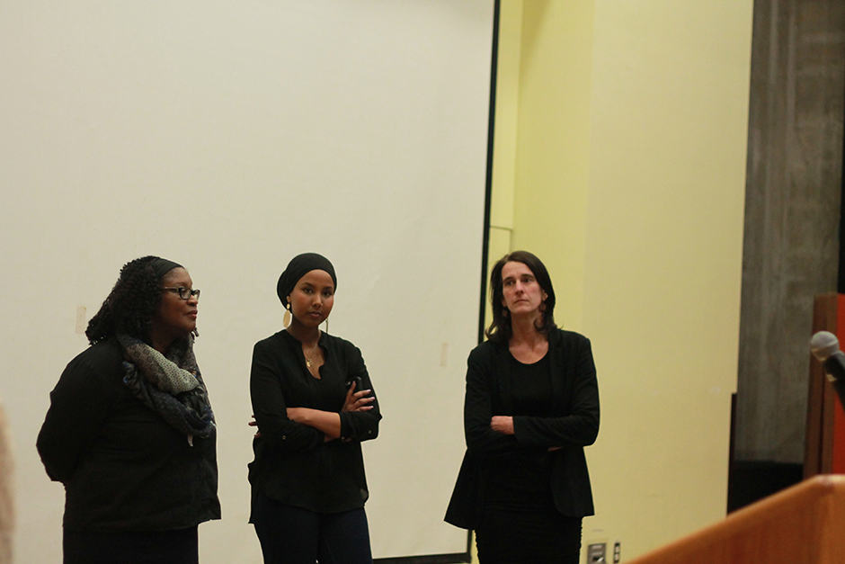 Community Knowledge Alliance  hosts event on sexual assault