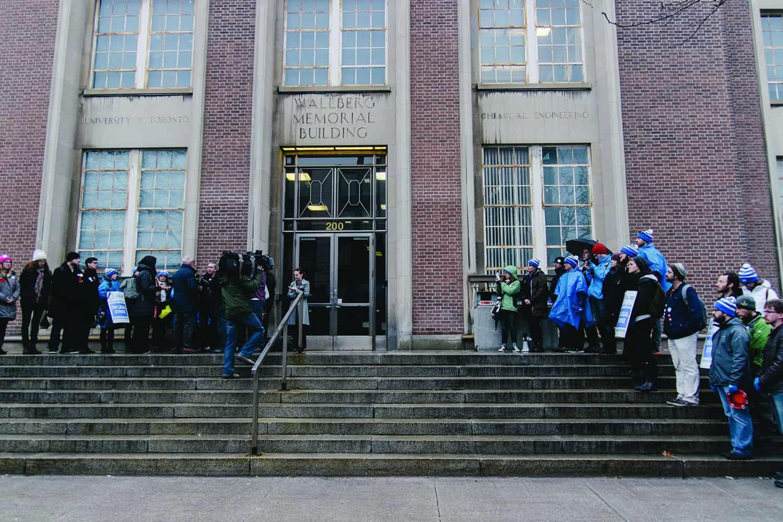 UTFA addresses academic integrity in strike's wake