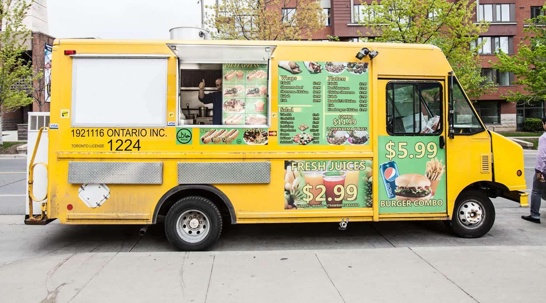 Food Truck Var