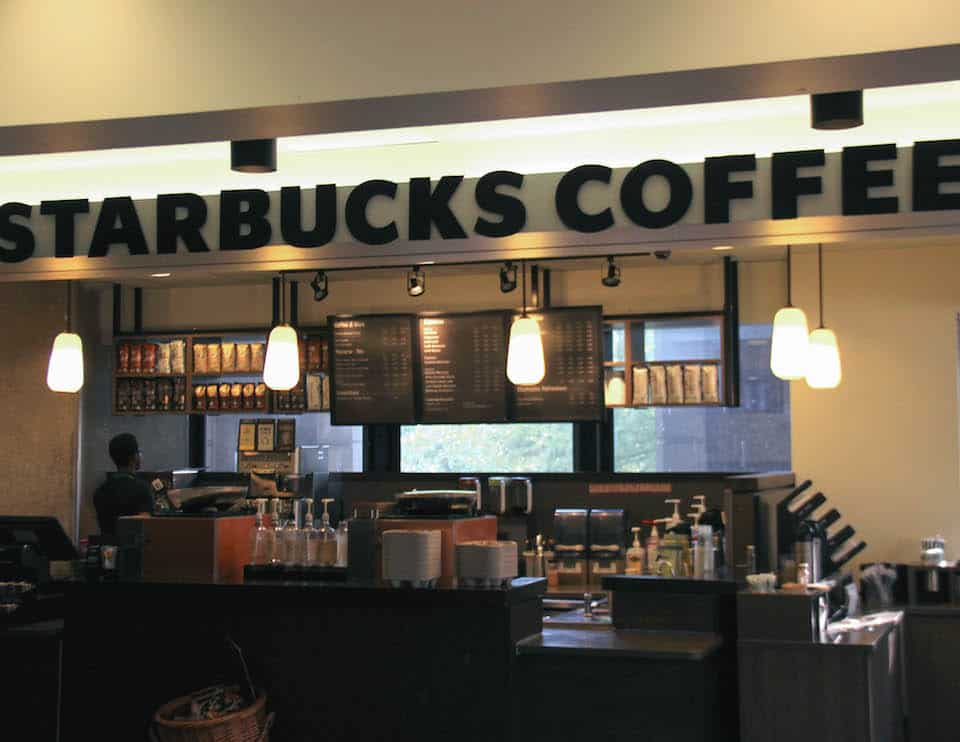 File photo: Starbucks in Robarts Library. Yassine ElBaradie/THE VARSITY