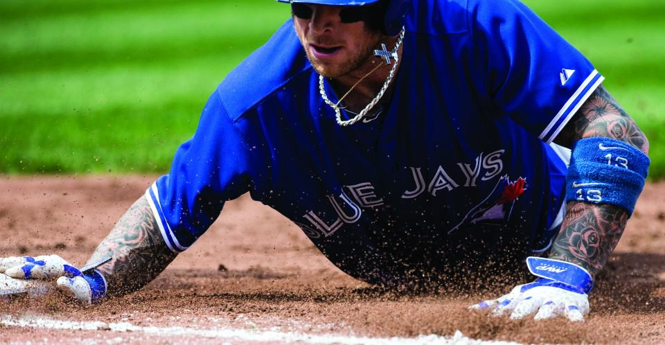 Jays chase storybook season