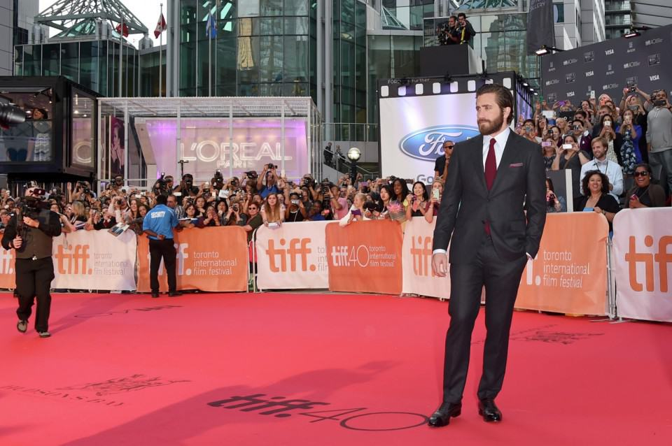 Actor Jake Gyllenhaal attends the