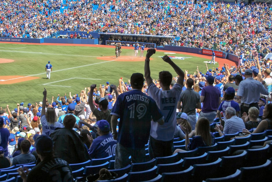 How the Jays set fire to Toronto