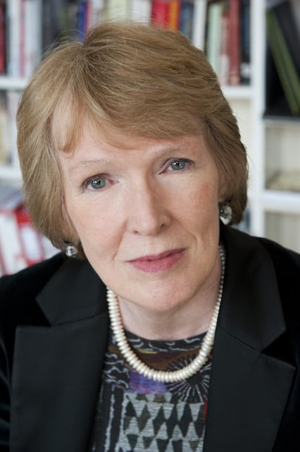 Margaret MacMillan. Courtesy Rob Judges.