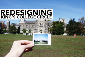 Varsity News: Major Redesign of King's College Circle