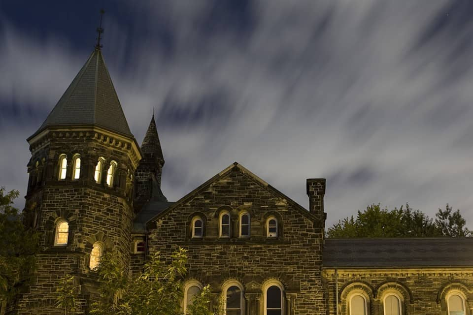 Voyeurism threatens Whitney Hall, stirs gender debate