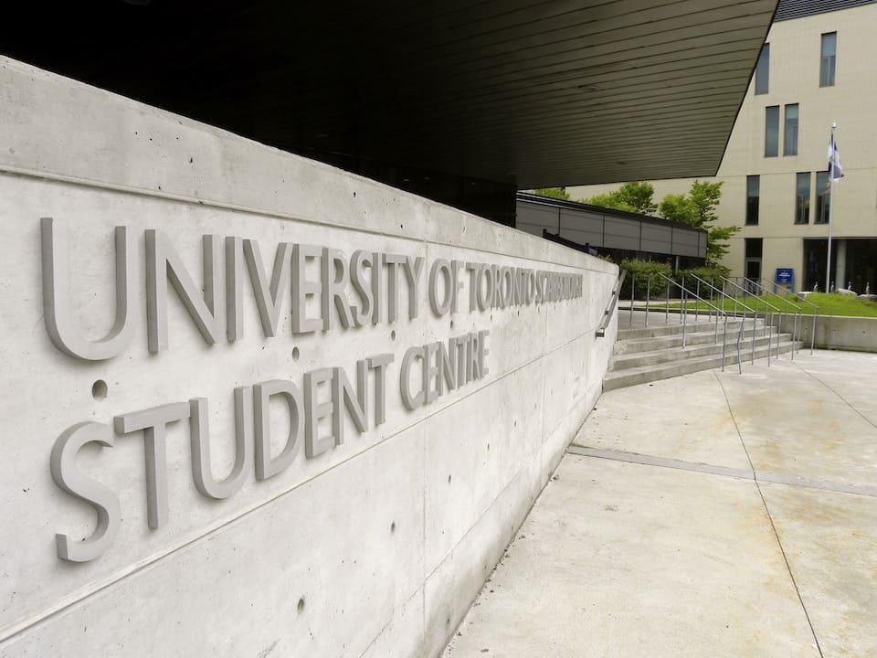 UTSC Campus Student Centre. CC Flickr BY Jason Paris.