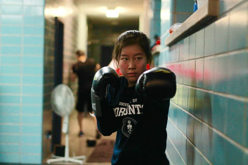In photos: U of T Boxing Club